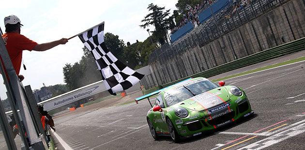 Porsche Carrera Cup: Drudi risponde a Ledogar