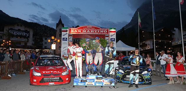 Rally San Martino di Castrozza incorona Signor