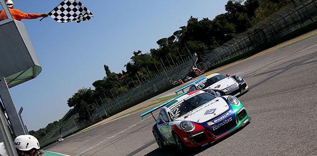 Carrera Cup: tra Drudi e Ledogar si mette Rovera