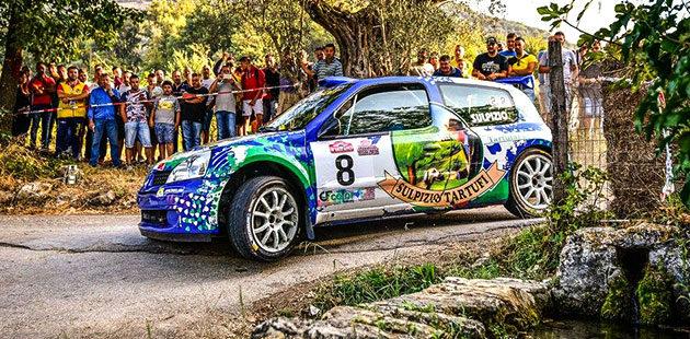 Sulpizio vince un difficile Rally di Pico