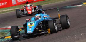 Job Van Uitert è pProtagonista sia nella prima che nella seconda manche della F4