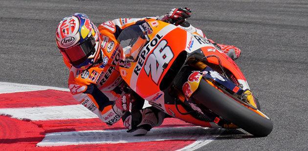 Moto GP: la gara di casa