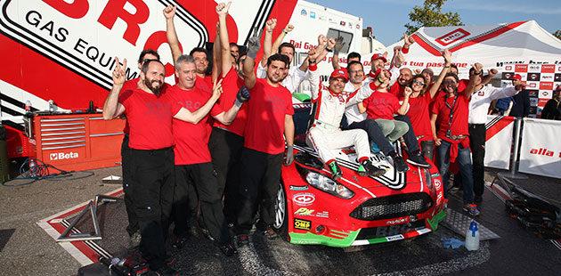 Rally Due Valli: Basso, BRC e Ford nuovi Re del CIR