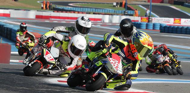 San Mauro Mare ospita l'ultimo round del Campionato Italiano Minimoto
