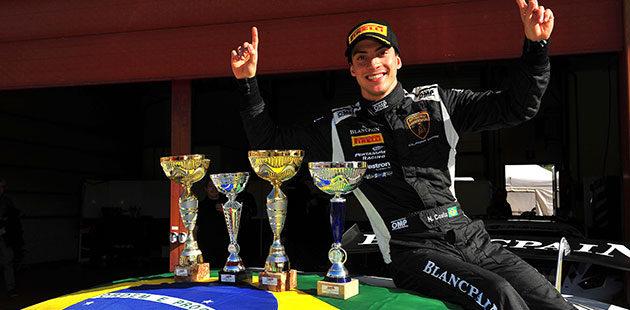 Super GT Cup: trionfo di Nicolas Costa