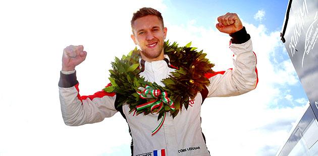 Come Ledoga campione della Porsche Carrera Cup Italia (Foto Alex Galli)