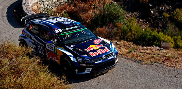 Sebastien Ogier e Julien Ingrassia vincitori del Rally di Corsica