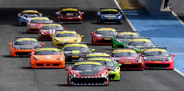 Ferrari Challenge: Jerez incorona i nuovi Campioni