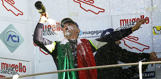 Campionato Italiano Sport Prototipi: Davide Uboldi re nel deserto