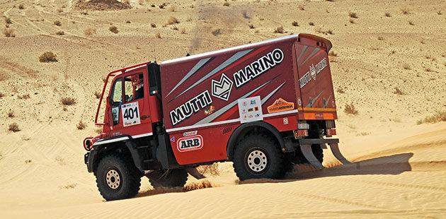 Rallye d'Algérie: ecco chi ha vinto nelle due e quattro ruote