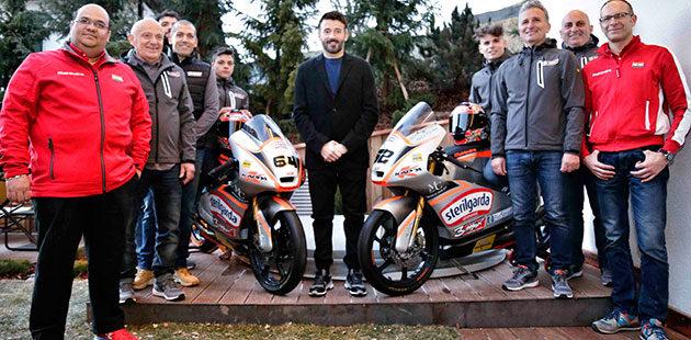 Max Racing Team nel CIV Moto 3