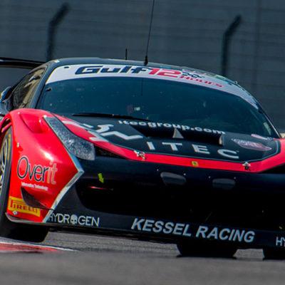 Gulf 12 Hours, Kessel Racing brilla ad Abu Dhabi