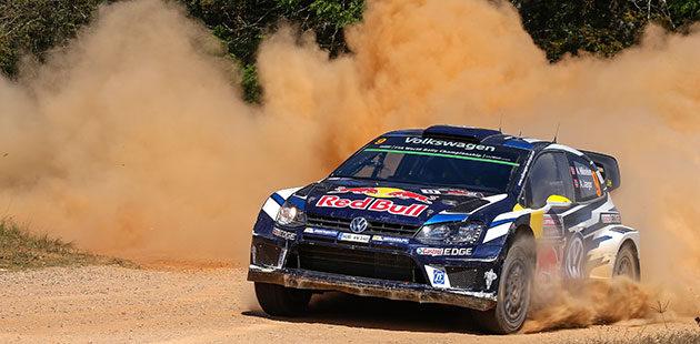 Rally d'Australia: Mikkelsen per l'addio Volkswagen