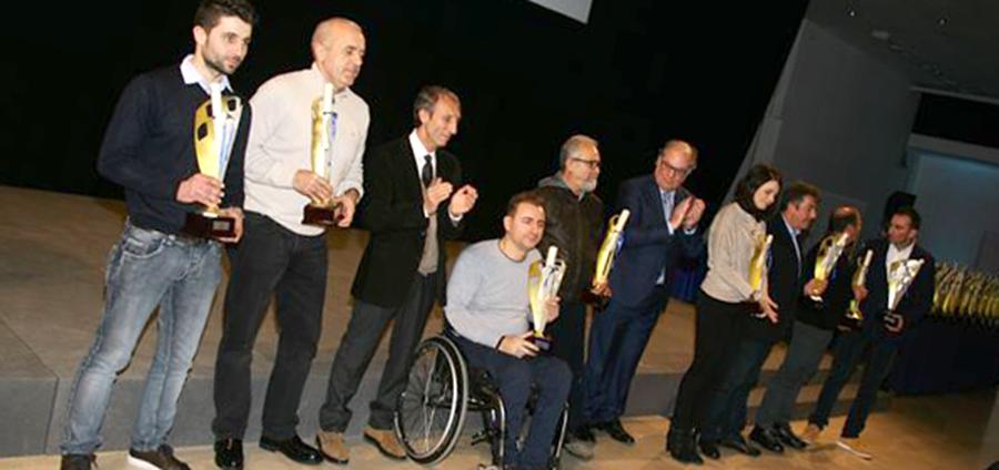 Oltre ai protagonisti del CIVM premiati anche i Campioni del TIVM