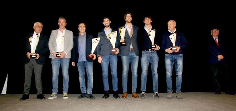 Ecco i protagonisti del Campionato Italiano Gran Turismo 2016 premiati a Bologna