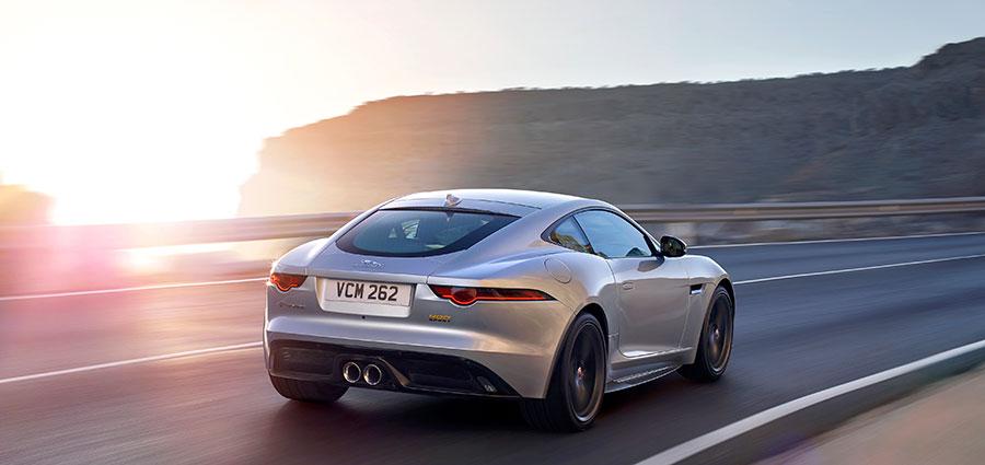 Il design della F-Type è stato particolarmente curato dai tecnici Jaguar