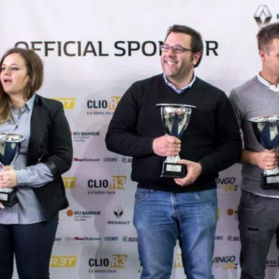 Trofei Rally Renault, premiati i protagonisti e svelati i programmi