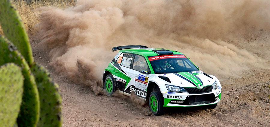 Nella top ten anche Pontus Tidemand ancora una volta vincente in WRC2 con la Skoda Fabia R5