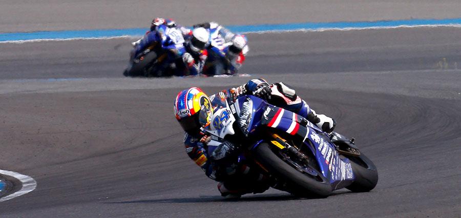 Decha Kraisart con la Yamaha conquista il secondo gradino del podio