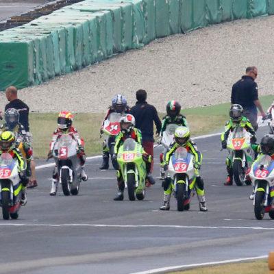 Il Campionato Italiano MiniGP parte da Varano
