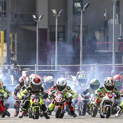 Campionato Italiano Minimoto: esordio stagionale da incorniciare