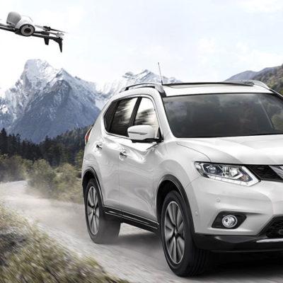 Nissan X-Trail X-Scape, cattura l'avventura