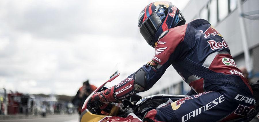 Un decimo e una quattordicesimo posto per la Honda di Stefan Bradl