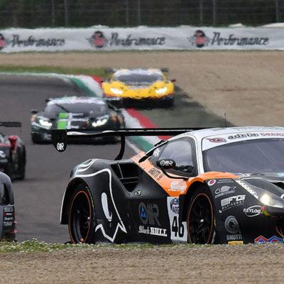 Campionato Italiano GT, avvio con Ferrari in grande spolvero
