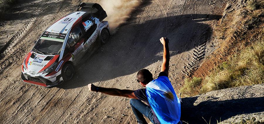 Jari-Matti Latvala e Miikka Anttila con il quinto posto sono i migliori della pattuglia Toyota