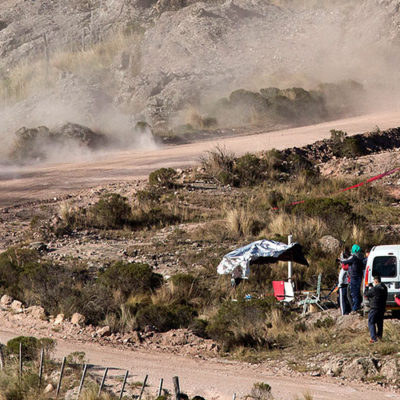 Rally di Argentina, Neuville solo all'ultimo
