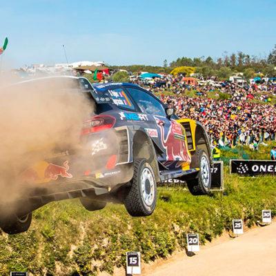 WRC, al Rally del Portogallo Ogier torna il cannibale