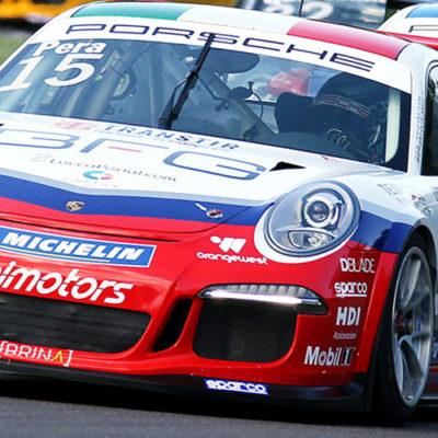 Porsche Carrera Cup Italia, Imola di Pera e Fulgenzi