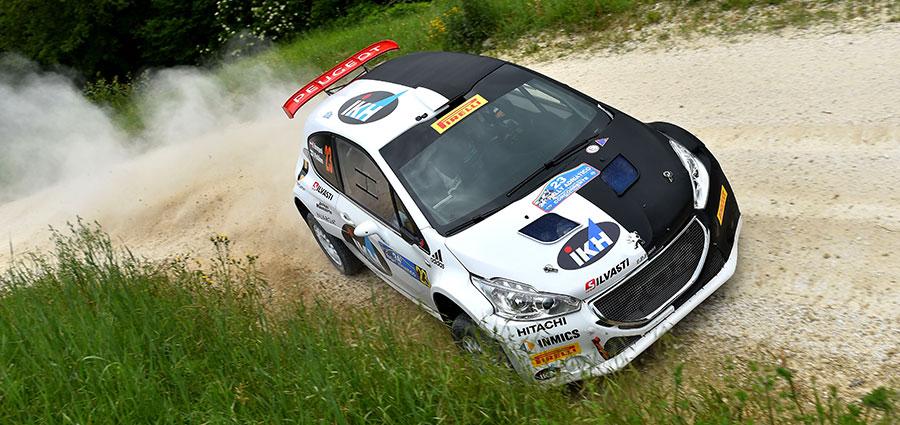 Partito a bomba Kalle Rovanpera con la Peugeot 208 T16 R5 è costretto al ritiro nella seconda giornata