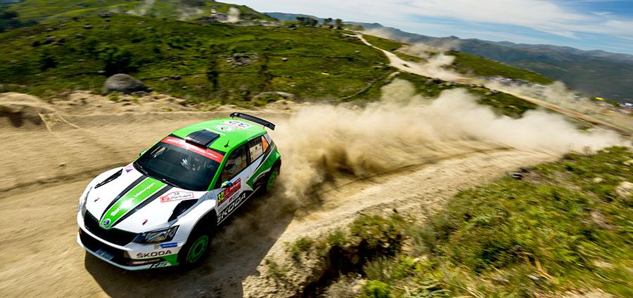 Ennesimo successo di Pontus Tidemand e Jonas Andersson con la Skoda Fabia R5 in WRC2