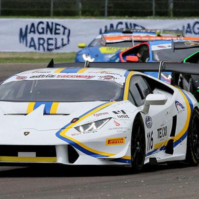Campionato Italiano GT, nella Cup trionfano le Lamborghini