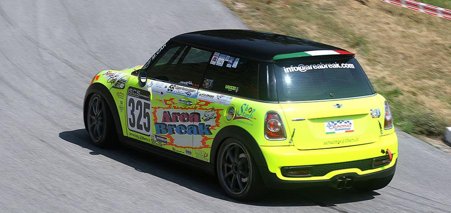 Tra le Racing Start vittoria assoluta per Giacomo Liuzzi