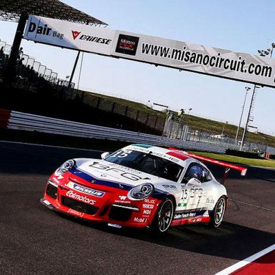 Porsche Carrera Cup Italia, a Misano duello Pera-Rovera