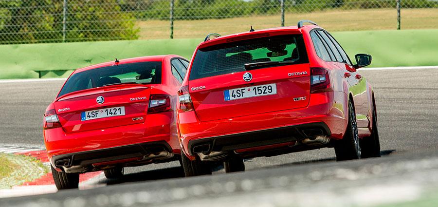 Ottima la capacità di carico del bagagliaio: la berlina va da 590 a 1580 litri, la Wagon spazia invece da 610 a 1.740 litri