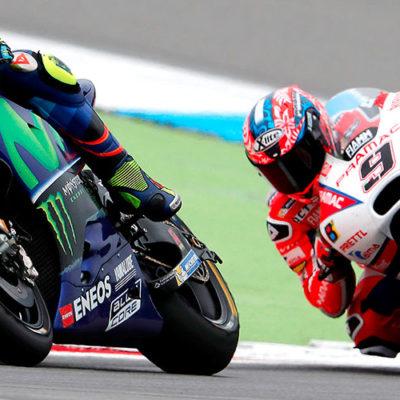 Moto GP, ad Assen trionfo italiano
