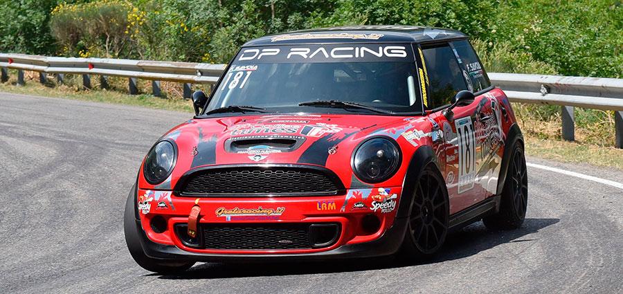 Tra le Racing Start Plus trionfo per Francesco Savoia con la Mini Cooper S