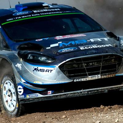 WRC, al Rally Italia Sardegna riscatto di Tanak
