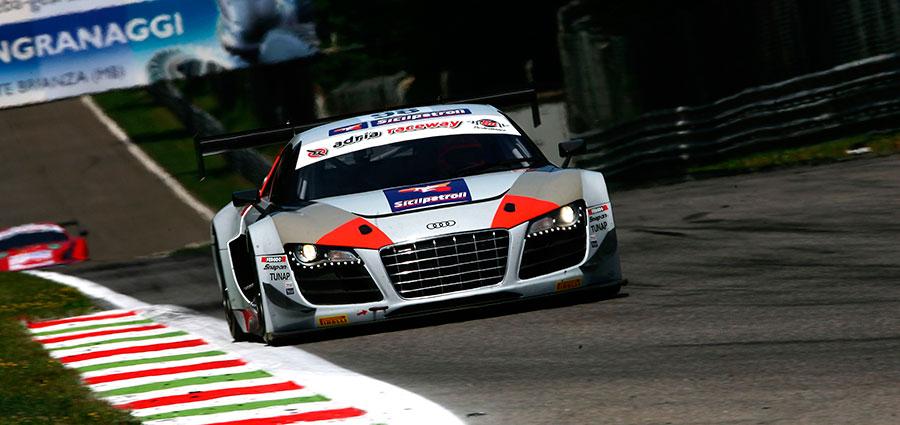 In GT3 monopolio dell'Audi di Davide Di Benedetto e Michele Merendino