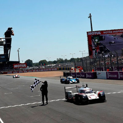 24 Heures du Mans, trionfo per la Porsche 919 Hybrid