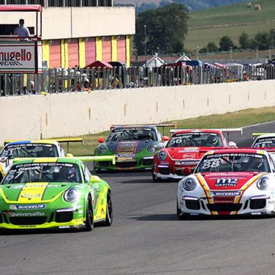 Porsche Carrera Cup Italia, Pera azzarda lo scatto verso il titolo
