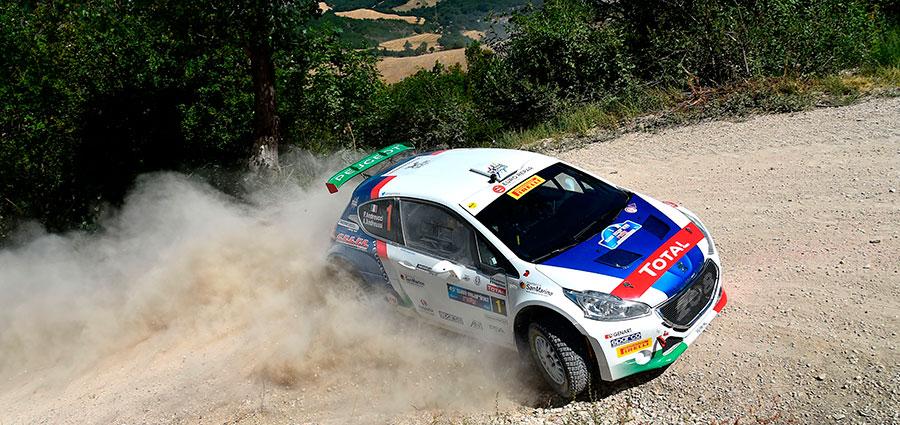 Secondo posto finale e leadership di Campionato per Paolo Andreucci con la Peugeot 208 T16 ufficiale