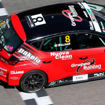 TCR Italy, Baldan vince al Mugello e supera Scalvini