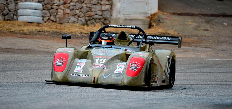 Al settimo posto si piazza la piccola Radical SR4 di Luca Caruso