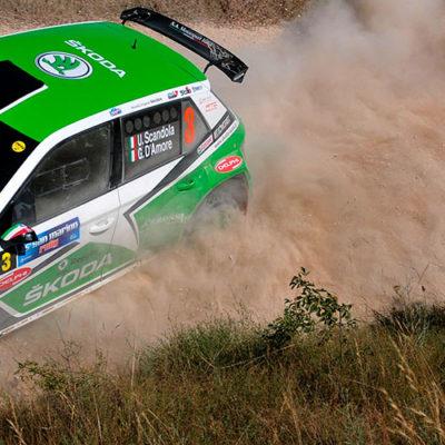Rally San Marino, trionfa Scandola beffa per Rovampera