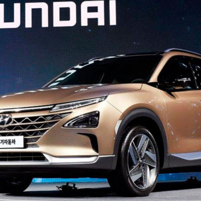 Hyundai, in arrivo il SUV ad alimentazione Fuel Cell