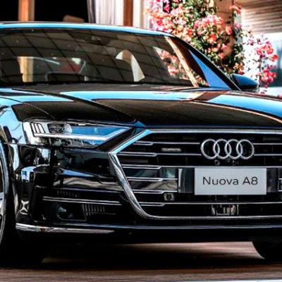 Ecco la nuova Audi A8, affascinante anche nel suono